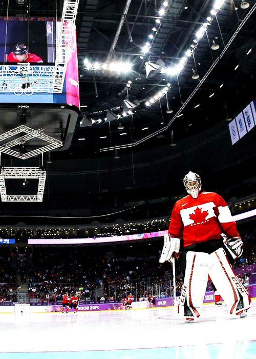 Carey Price......Sochi 2014