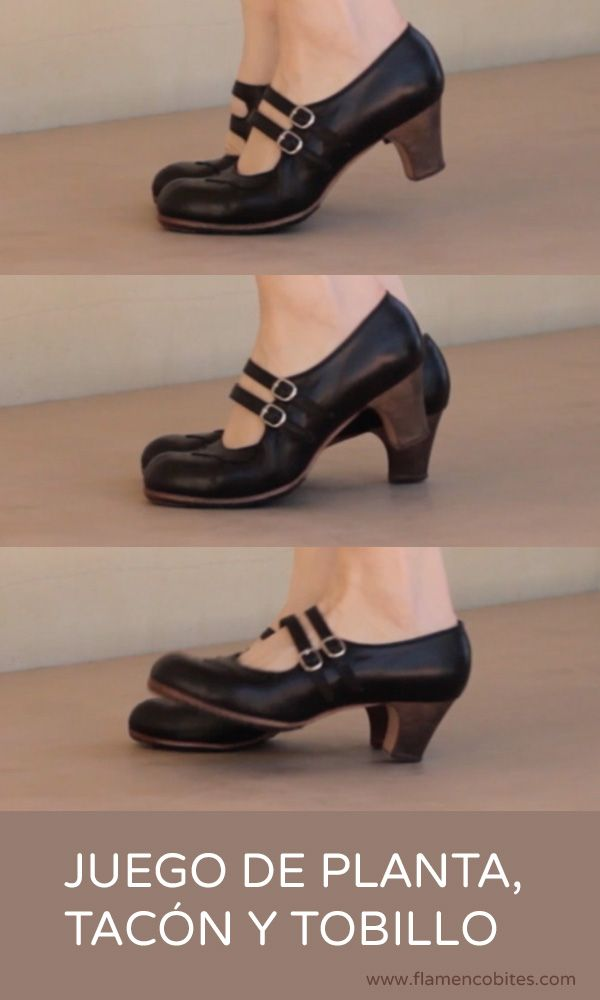 Strengthen your feet and mobilise your ankles with these footwork exercises for beginner to intermediate flamenco dance students. | www.flamencobites.com