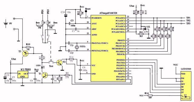 Hiland M8 Component Tester Kit Tested