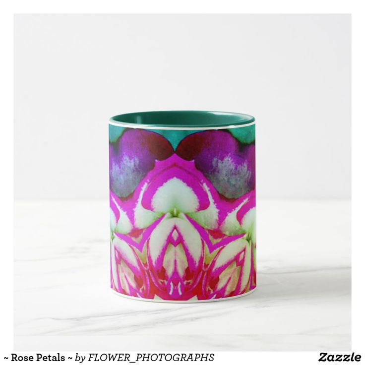~ Rose Petals ~ Mug
