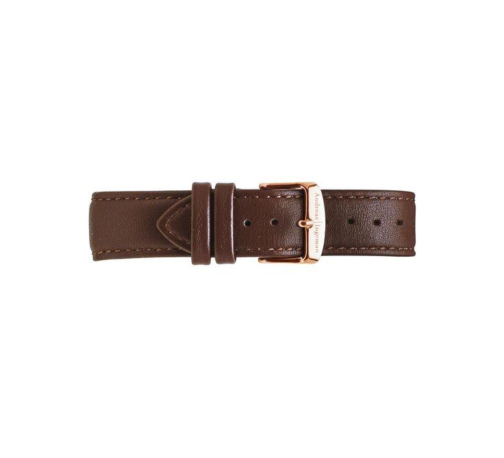 Wristband Brown Oslo