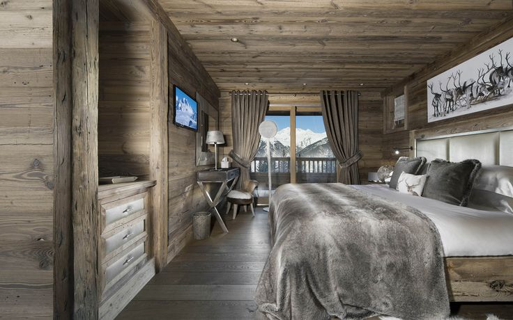 Luxury Ski Chalet, Chalet M, Courchevel 1550, France, France (photo#8798)