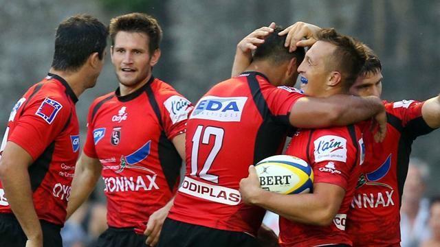 Oyonnax, un promu sans complexe-Rugby