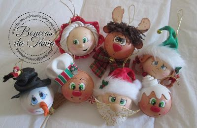 Muñecas de Tania: Navidad