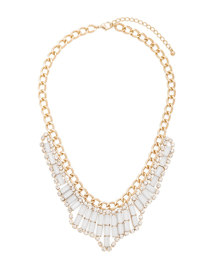 Caspian Collar, I am not a big jewelry girl but this makes me want to be!