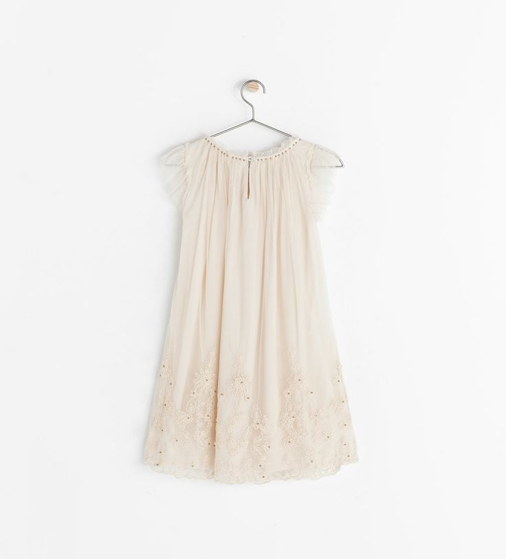 Image 2 of EMBROIDERED DRESS from Zara