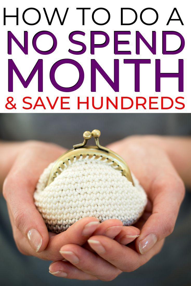 Wie mache ich einen No-Spend-Monat und spare Hunderte? – Lerne alle Regeln dieses No-Sp …   – Frugal ways to Save Money