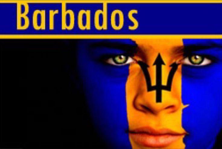 Barbados Flag Boy Capital: Bridgetown
