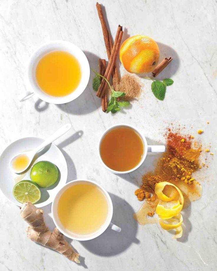 "Turmeric and Lemon ""Tea"""