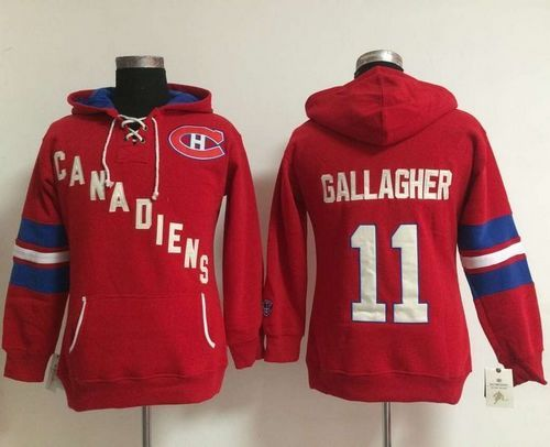 d4f74f66e ... Stitched Youth NHL Jersey Montreal Canadiens 11 Brendan Gallagher Red  Womens Old Time Heidi NHL Hoodie ...