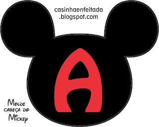 Kit Festa do Mickey Para Imprimir Gr�tis