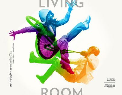 """Check out new work on my @Behance portfolio: """"Living Room. Art and Performance in the City."""" http://on.be.net/1R8vdLT"""