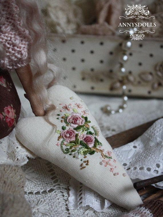 Handmade Tilda Doll Vera by Annysdolls on Etsy