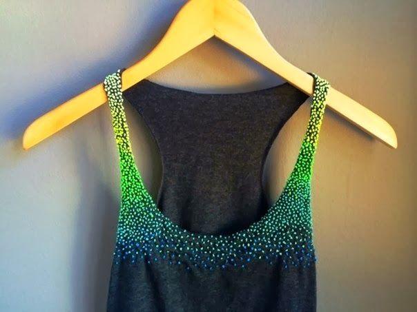 DIY: personalizar una prenda con un bordado fácil