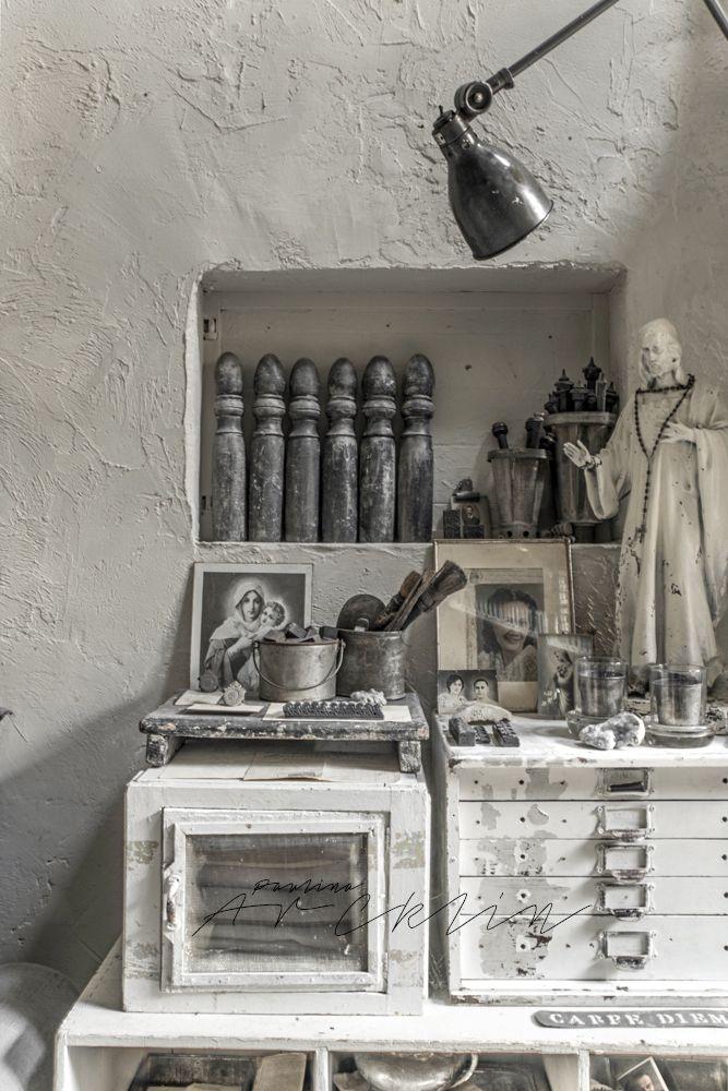© Paulina Arcklin   l'Authentique paint & interiors  - Myrna's Home   www.lauthentique.nl
