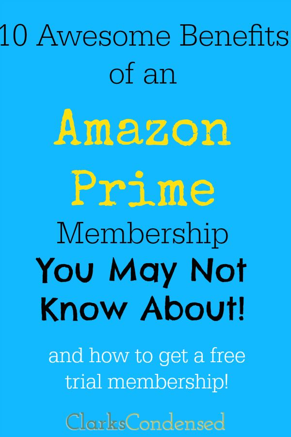 Are you an Amazon Addict? I sure am. Here are 10 awesome benefits of an amazon…
