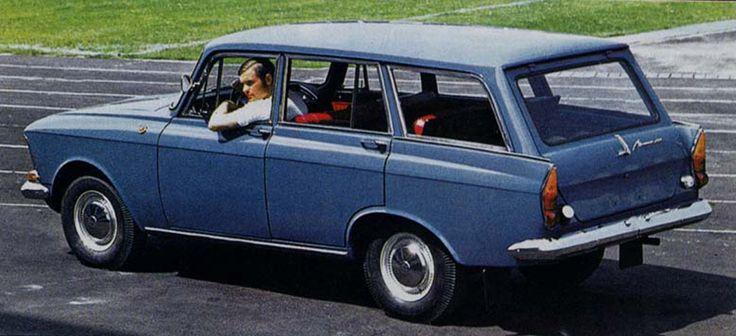 Москвич-426