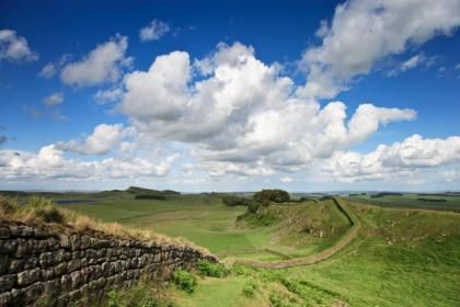 B And B Along Hadrian's Wall Hadrian's wall, Walks and I love on Pinterest