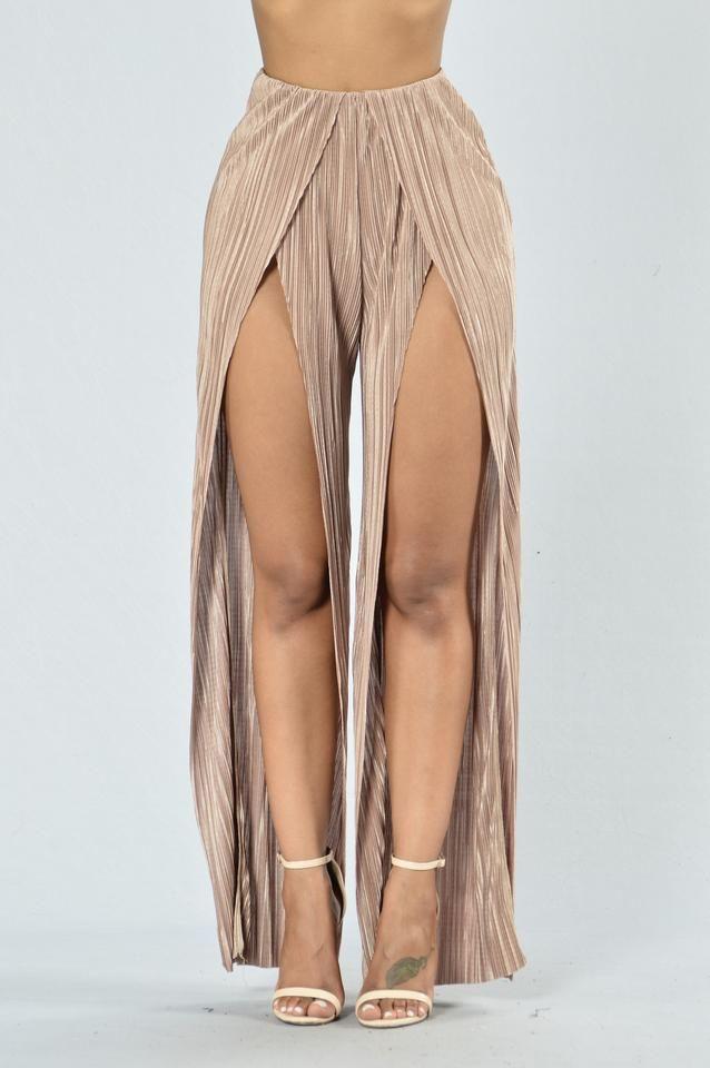 Tight Flare Pants Fashion Nova