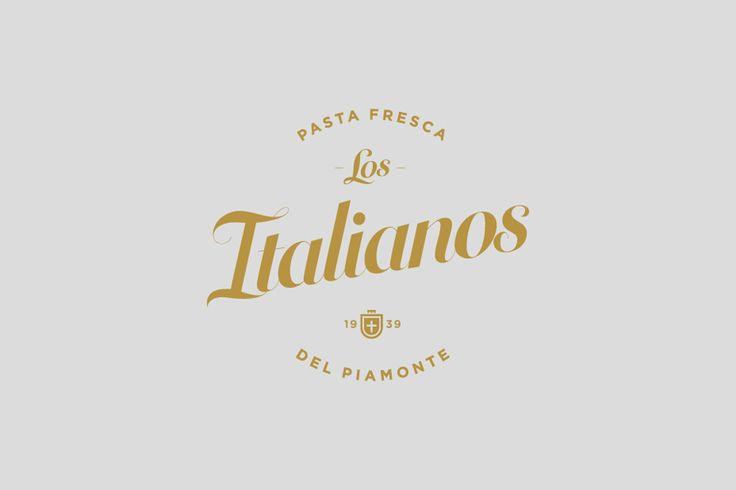 Italian Clothes Producer Logos