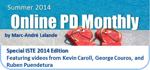 Summer 2014: ISTE Special