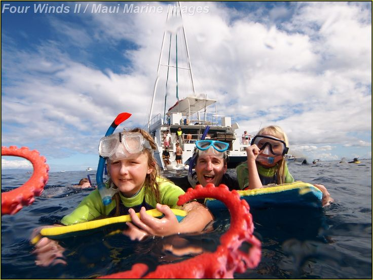 The BEST family excursion you'll find on Maui!