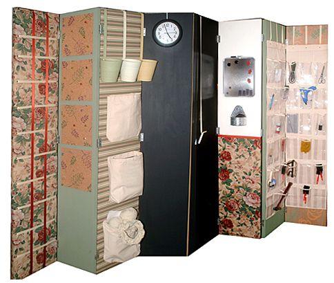 Crafty Room Divider Screen