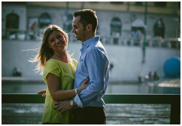 engagement session milano darsena, Marialuisa e Davide | LaltroSCATTO