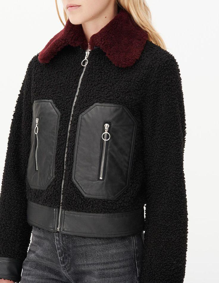 Verity Jacket - Coats - Sandro Paris