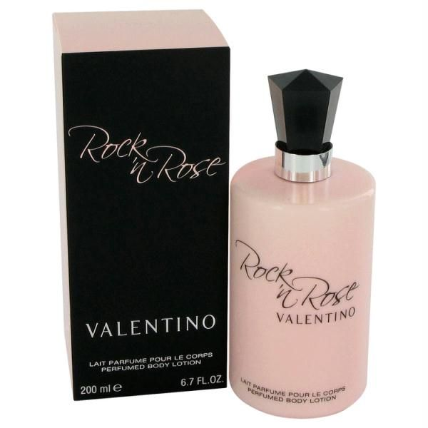 Rock'n Rose by Valentino Body Lotion 6.7 oz      Model: FX454835     Shipping Weight: 0.41875lbs     Units in Stock: 500     Manufactured by: Valentino  $28.99