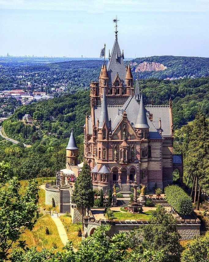 34 proof that Germany is the land of fairy tales