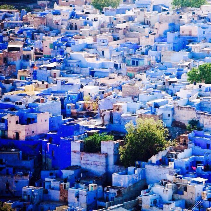 Jodhpur   जोधपुर   جودھ : The Blue City   The Sun City in Rājasthān