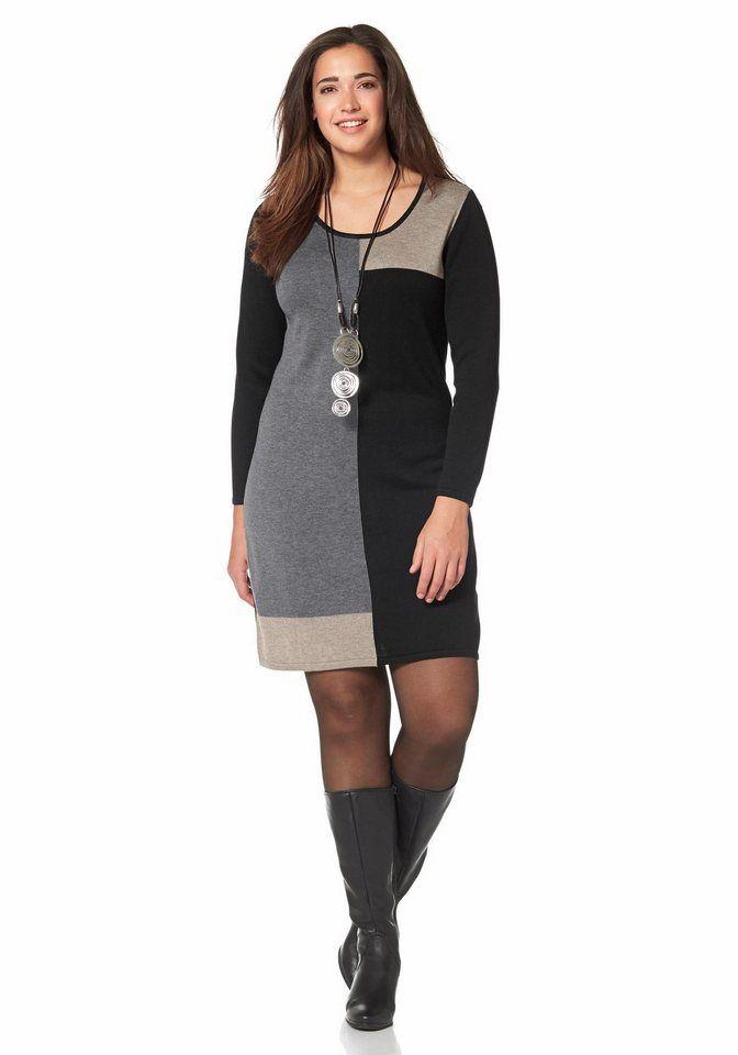 Стильное, элегантное и очень женственное платье от Boysen`s подчеркнет стройную фигуру. Легкий струящийся трикотаж очаровывает. Рисунок сделан в стиле color blocking, так что наряд будет очень актуален в ближайшие модные сезоны. Рукав у платья длинный, его будет комфортно носить осенью и зимой. Длина выше колена очень удобна. Вырез круглый. Платье прекрасно сочетается с кардиганами или жакетами любого типа и превосходно будет смотреться с высокими сапогами. Для размера 36 длина составляе...