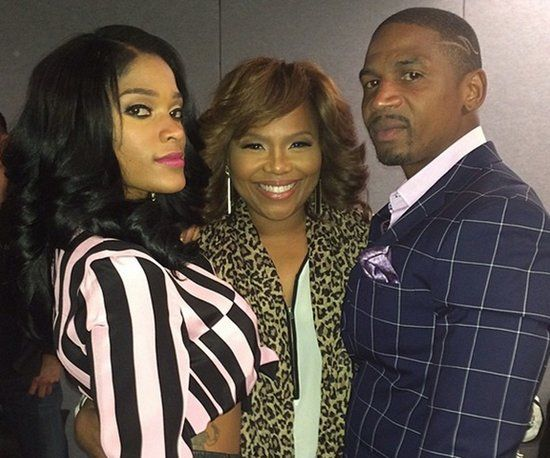 Mona Scott Young Accused Of Lying So Stevie J Could Avoid Paying His $1.2 Million Child Support!