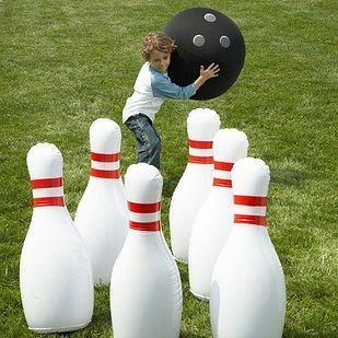 Resultat d'imatges de juegos gigantes para niños
