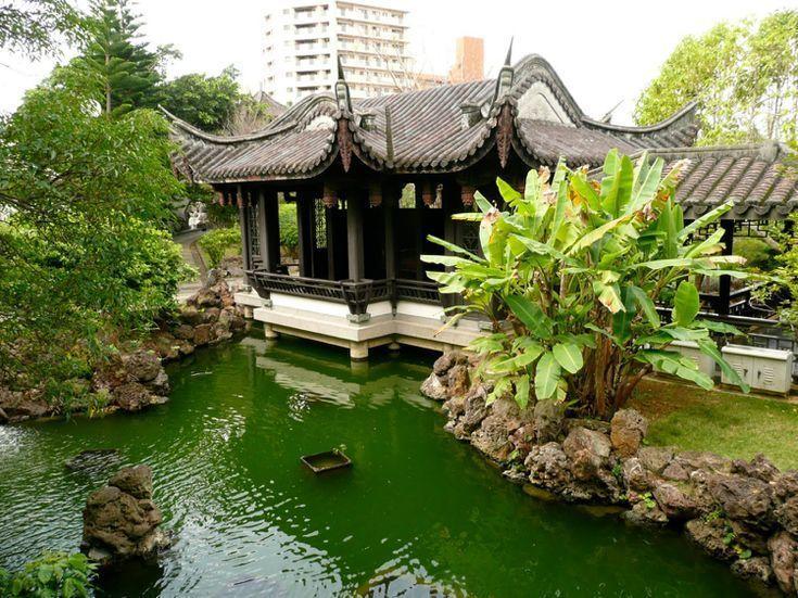 Japanischer Garten Gestaltung Wasser Gartenhaus Exotisch Japanischer Garten Gest Japanischergartengest Japanischergartengestaltungwassergartenhau Garten