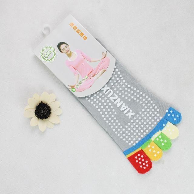 Women Yoga socks Non-slip