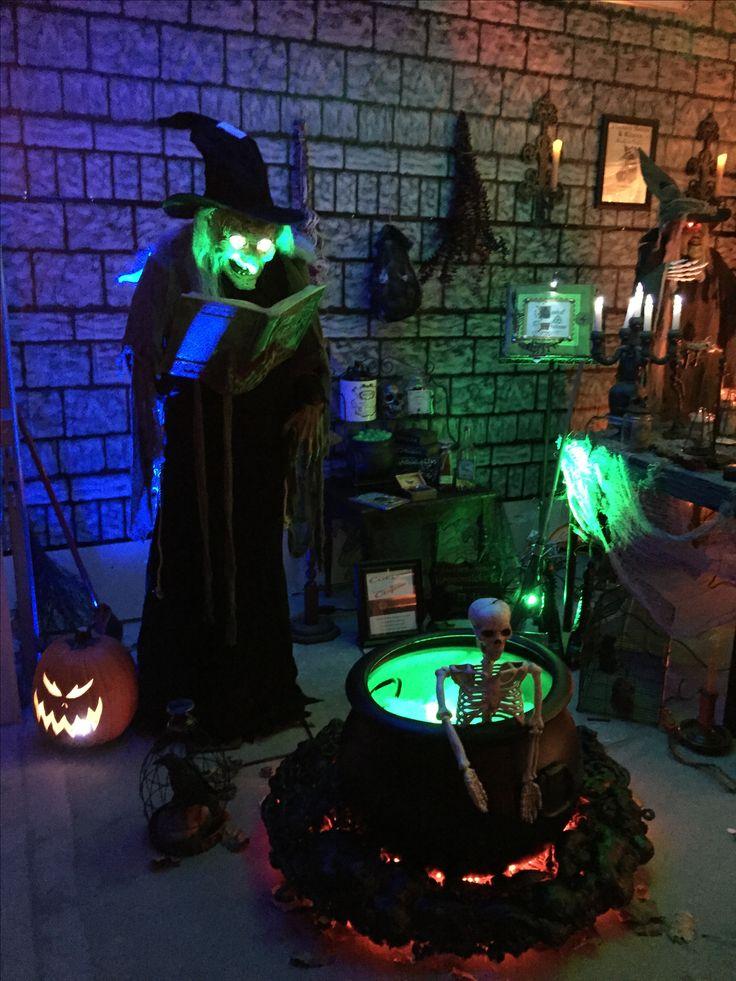 Sleepy Hollow Manor Garage Haunt 2015