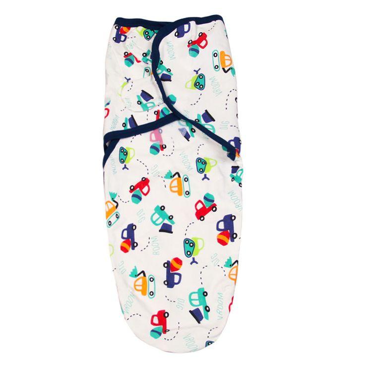 Bé bọc trẻ con bằng tả 100% cotton bé swaddleme bọc summer trẻ sơ sinh nhận chăn ngủ bag bé sleepsack phong bì cho trẻ sơ sinh