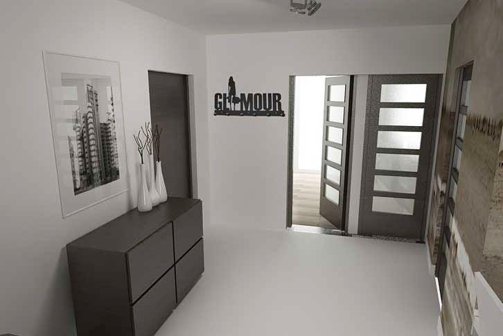 Nowoczesne wnętrza - projektowanie wnętrz prywatnych i komercyjnych, grafika ścienna, kolorystyka elewacji domów. Aranżacja i wykańczanie wnętrz.