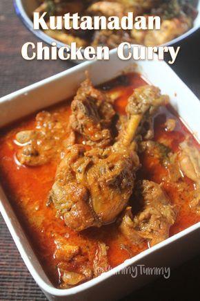 Kuttanadan Chicken Curry Recipe Food Chicken Chicken Curry