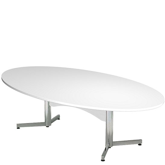 Tempo Oval. The Tempo oval boardroom table and office meeting room tables offer a range of sizes, colours and configurations. Australian made finishes define quality office furniture and offer true value.