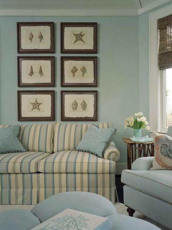 oltre 25 fantastiche idee su pareti azzurro su pinterest | pareti ... - Soggiorno Pareti Azzurre