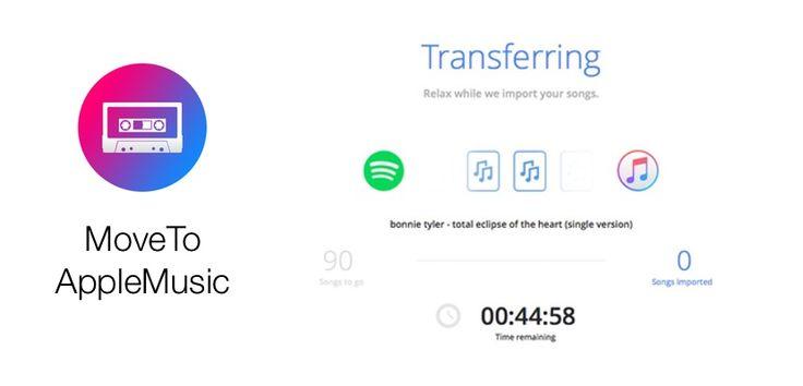 Sabías que Cómo pasar las listas de Spotify a Apple Music