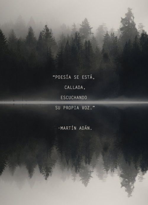 Martín Adán, mano vacía, poesía latinoamericana, Perú, UNAM