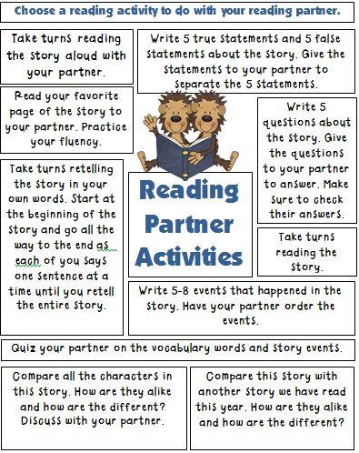 Teacher's Take-Out: Book Talk