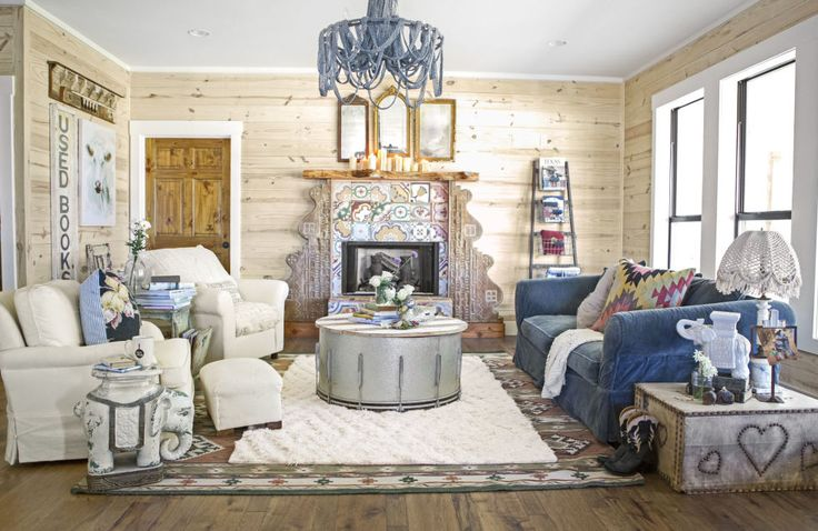 40 Rustic Living Room Ideas To Fashion Your Revamp Around: 91 Best Images About Fireplaces & Mantels On Pinterest
