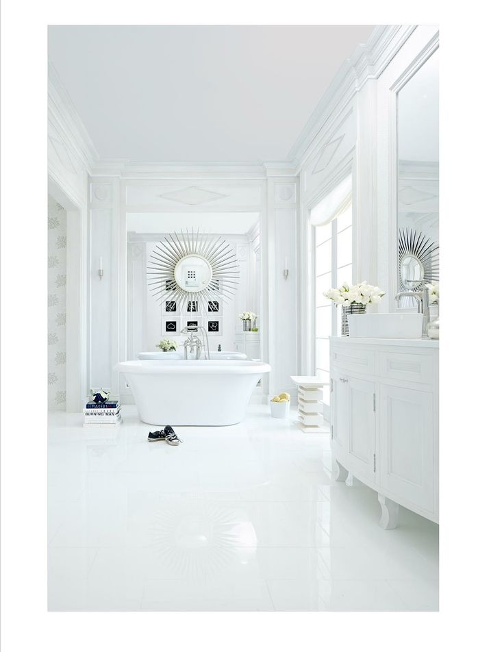 Photo Album Website Award Winning Bathroom by Mary Douglas Drysdale Interior Designer and Architectural Ceramics Floor tile