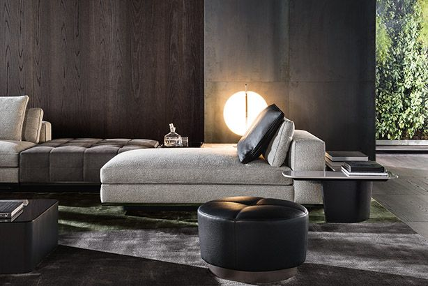 Lawrence seating system, Rodolfo Dordoni design. #minotti #furniture #lawrence #sofa #seatingsystem #2017collection #madeinitaly #homedecor