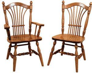 Dining Seating, Amish Furniture, Wana Cabinets   Shipshewana, IN